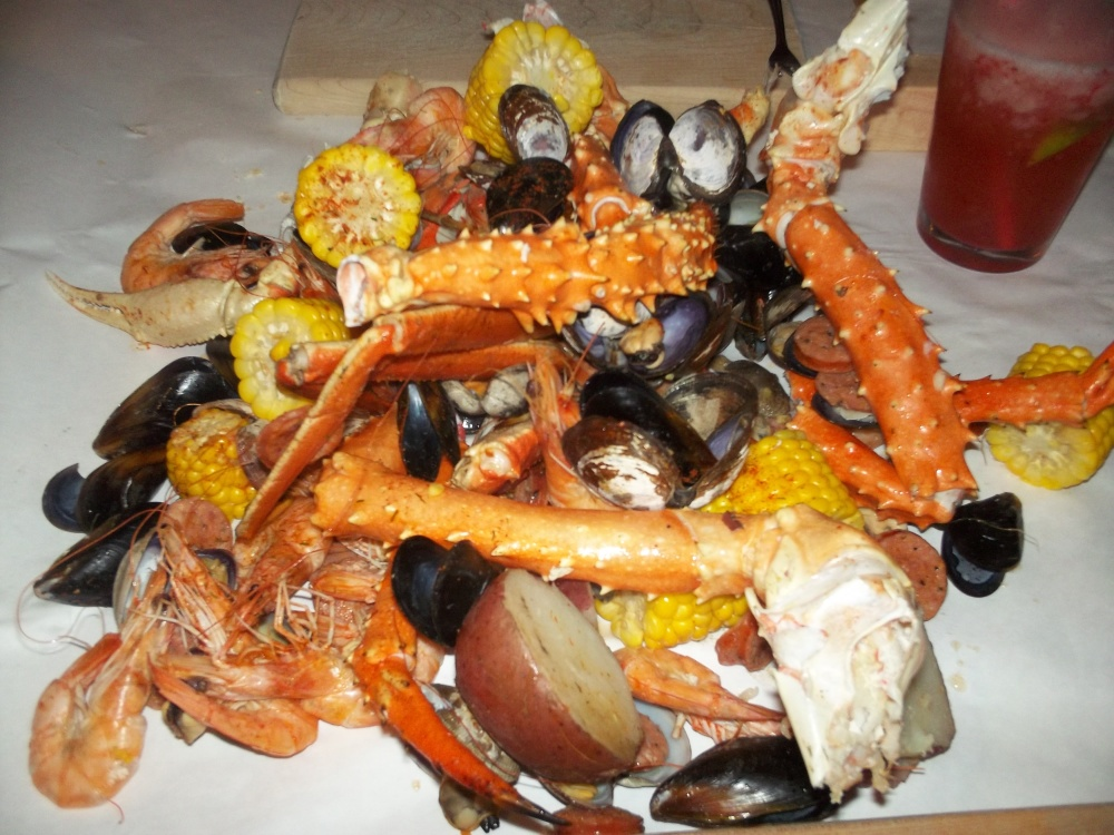 food & travel: the crab pot, seattle (4/4)